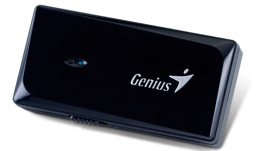 Genius BT-100R: Boxă portabilă cu tehnologie Bluetooth