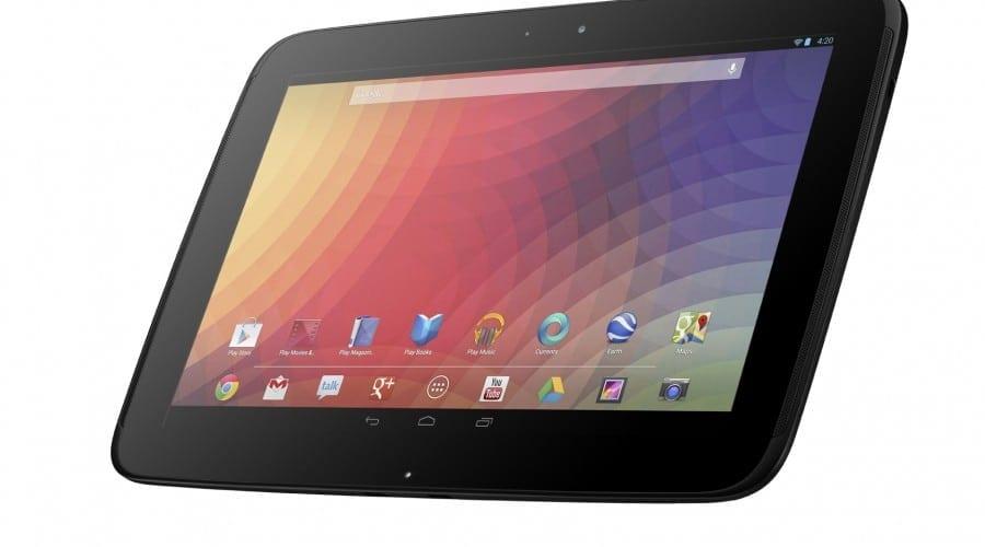 Google Nexus 10: Procesor de 1.7 GHz, ecran de 10 inchi şi Android 4.2