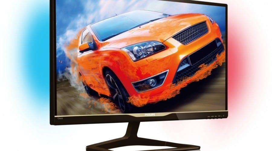 Philips Gico: Monitor de 27 inchi cu tehnologia Ambiglow