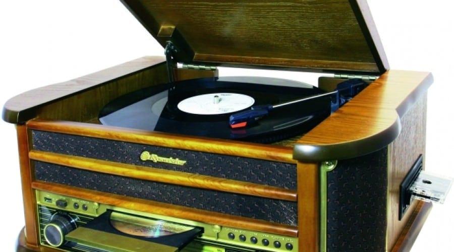 Roadstar HIF-1899TUMPK: Radio, casetofon, pick-up, CD player şi MP3 Player