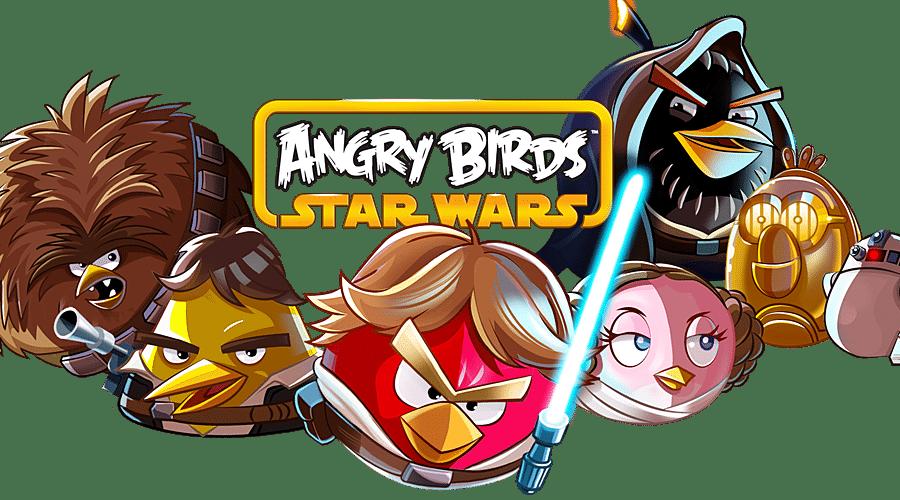 Angry Birds Star Wars soseşte pe 8 noiembrie