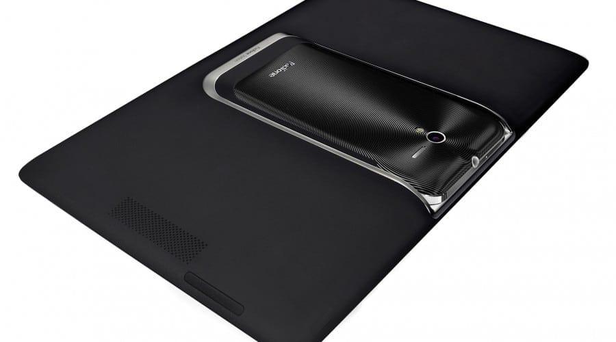 Asus Padfone 2: Cameră de 13 megapixeli, procesor quad-core şi ecran de 4.7 inchi