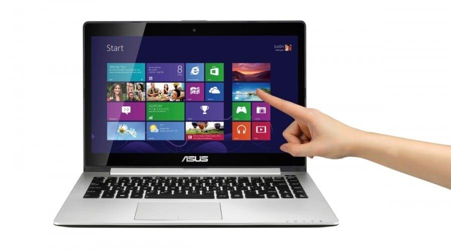 Asus VivoBook: Ultrabook-uri cu ecran tactil şi Windows 8