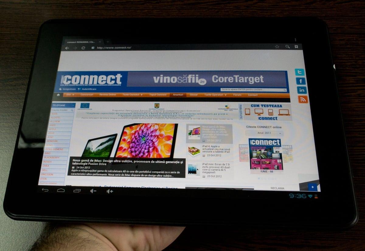 E-Boda lanseaza doua tablete cu procesoare Dual Core