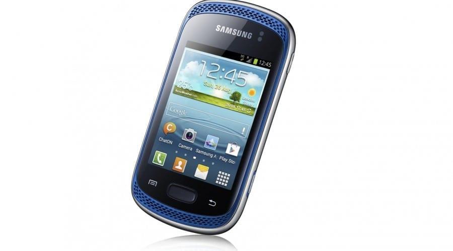 Samsung Galaxy Music: Pentru melomani şi nu numai