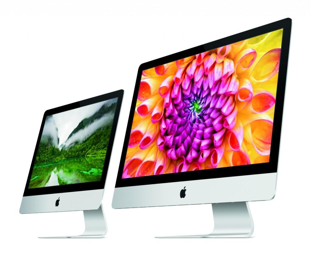 Noua gamă de iMac, disponibilă din 30 noiembrie
