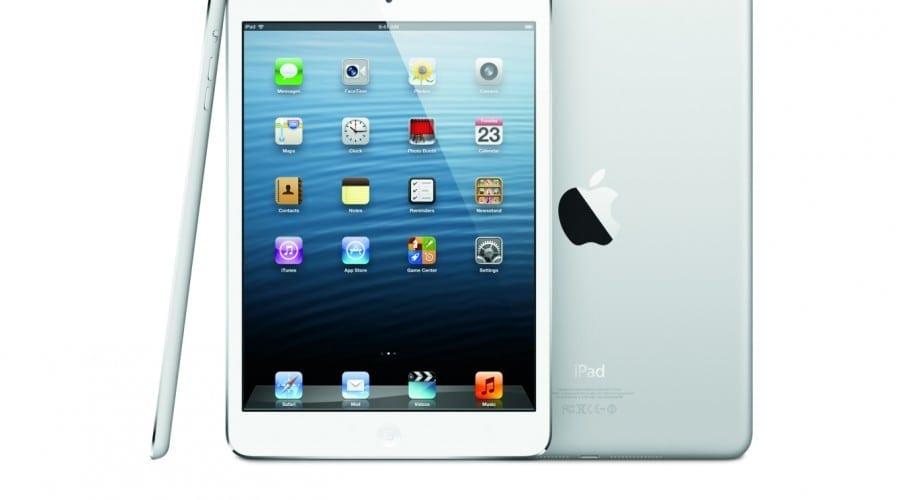 iPad mini: Ecran de 7.9 inchi, procesor A5 dual-core şi cameră de 5 megapixeli
