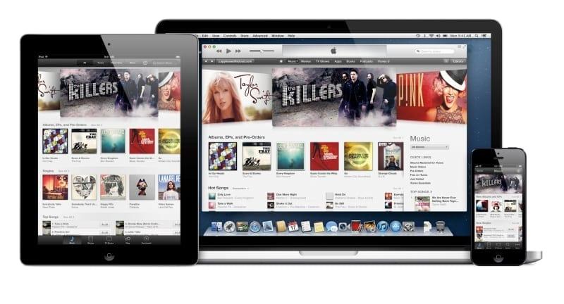 iTunes Music Store a fost lansat în alte 56 de ţări