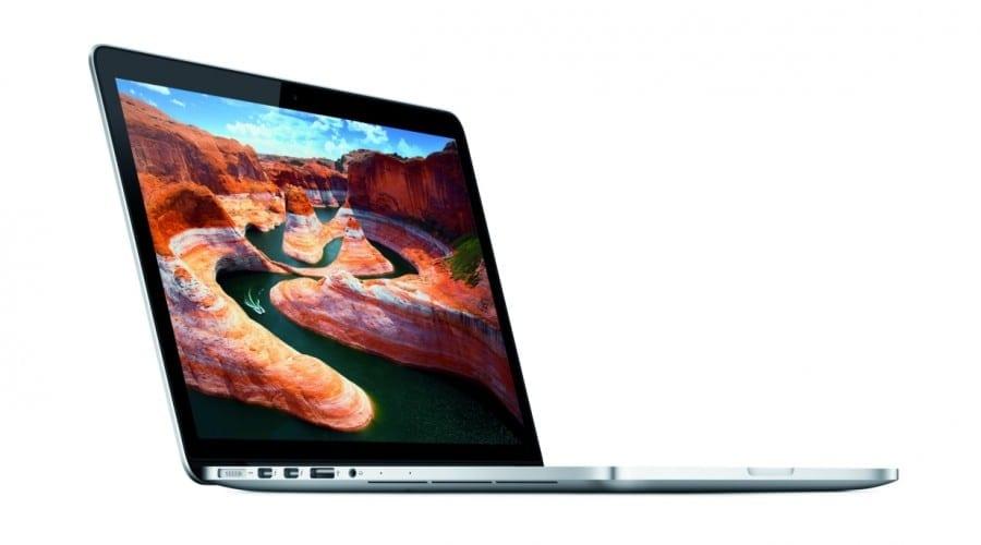 MacBook Pro de 13 inchi, acum cu ecran Retina