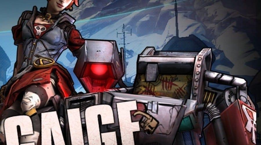 Borderlands 2 Mechromancer DLC: Gaige intră în scenă alături de robotul Deathtrap
