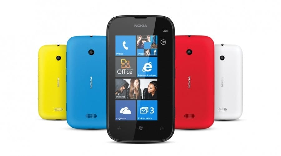 Nokia Lumia 510: Ecran de 4 inchi, cameră de 5 megapixeli şi Windows Phone 7.5