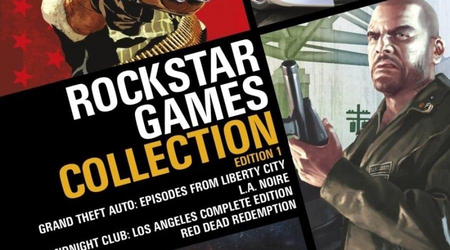GTA, LA Noire şi alte două titluri premiate ale Rockstar, într-o colecţie atractivă