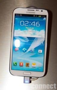 Samsung Galaxy Note II: Vânzări de peste 5 milioane de unităţi