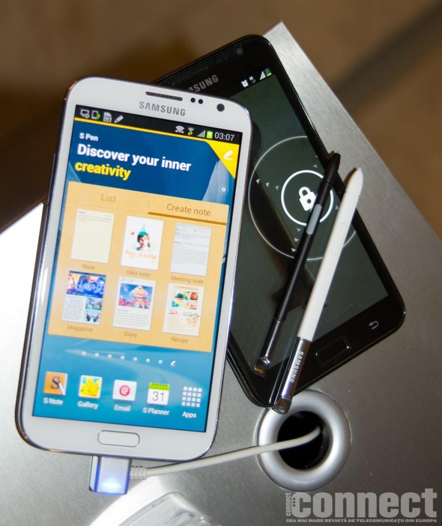 Samsung Galaxy Note 2 soseşte în oferta Orange