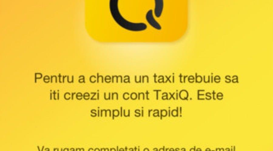 TaxiQ: Aplicaţie pentru cei din Bucureşti ce călătoresc cu taxiul