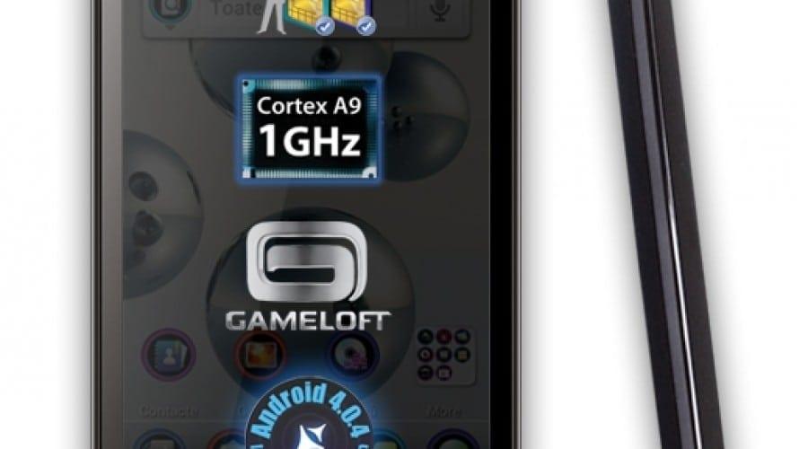 Allview P5 Mini: Android 4.0 pe un ecran de 3.95 inchi, la 599 lei