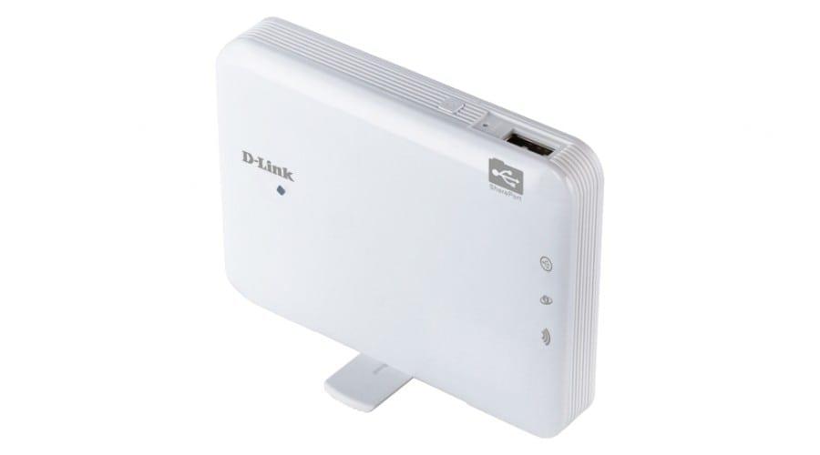 D-Link Cloud DIR-506L: Router portabil cu o autonomie de până la 4 ore