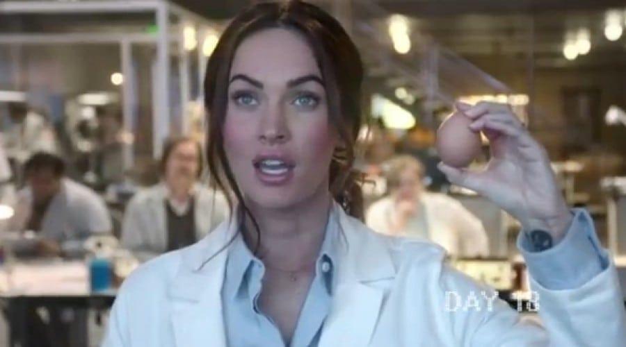 Acer Aspire S7: Clip publicitar cu Megan Fox