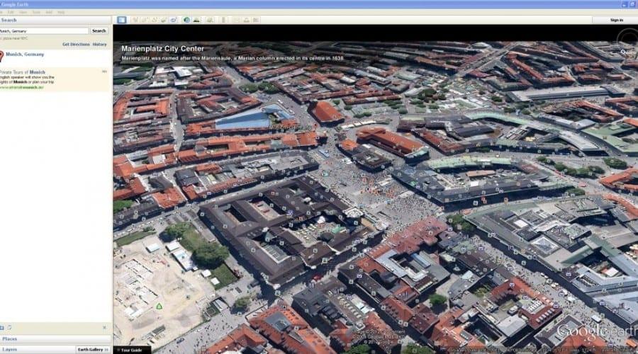 Google Earth 7: Noile imagini panoramice 3D sosesc şi pe desktop