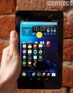 Google Nexus 7 la un pret de 1099 lei plus card cadou la eMag