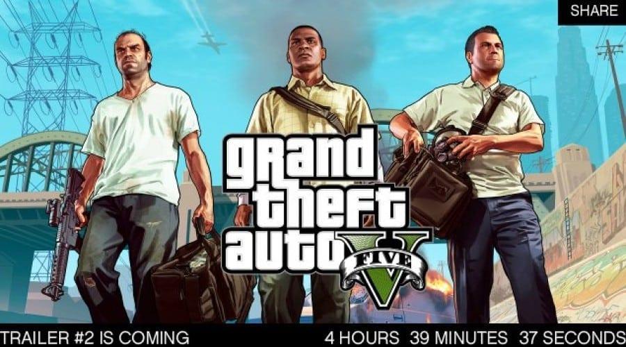 GTA 5 Trailer 2: Rockstar lansează azi noul video