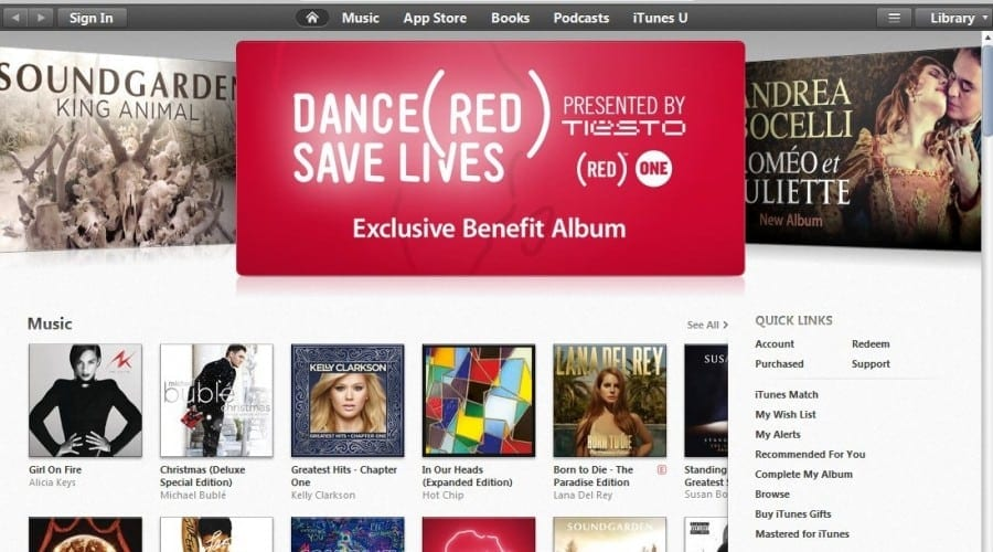 iTunes 11, gata de download: Mai proaspăt și mai rapid