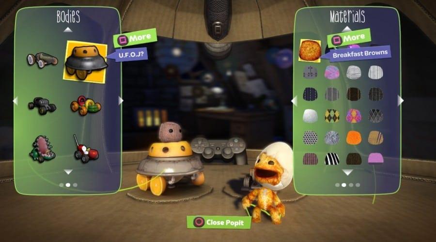 LittleBigPlanet Karting review: Imaginaţie pe patru roţi