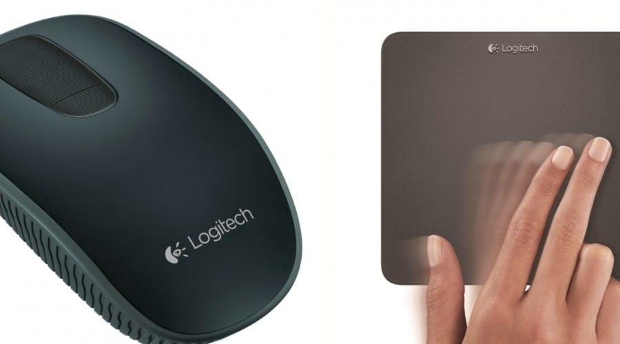 Logitech Touchpad T650, Touch Mouse T630 şi T400, disponibile acum în România