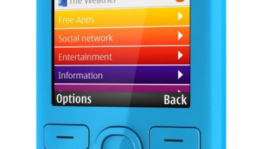 Nokia 205 şi 206: Un expert în mesagerie şi un telefon simplu, plin de culoare, la 62 dolari