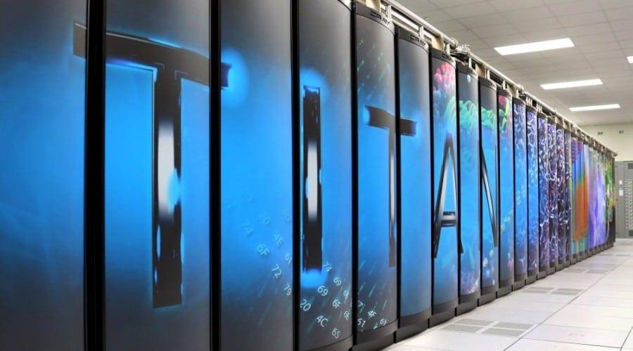 Titan trece în frunte: Cel mai puternic supercomputer atinge 20 Petaflops