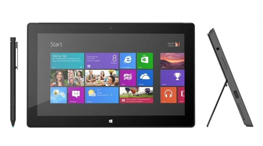 Surface cu Windows 8 Pro soseste in ianuarie 2013 si pleaca de la 899 de dolari