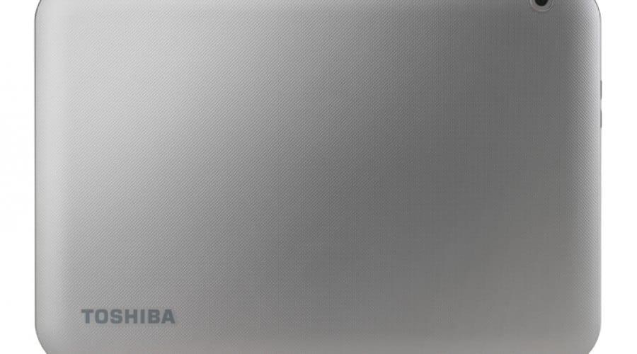"""Toshiba AT300SE: Ecran de 10.1"""" , Tegra 3 şi Android 4.1"""
