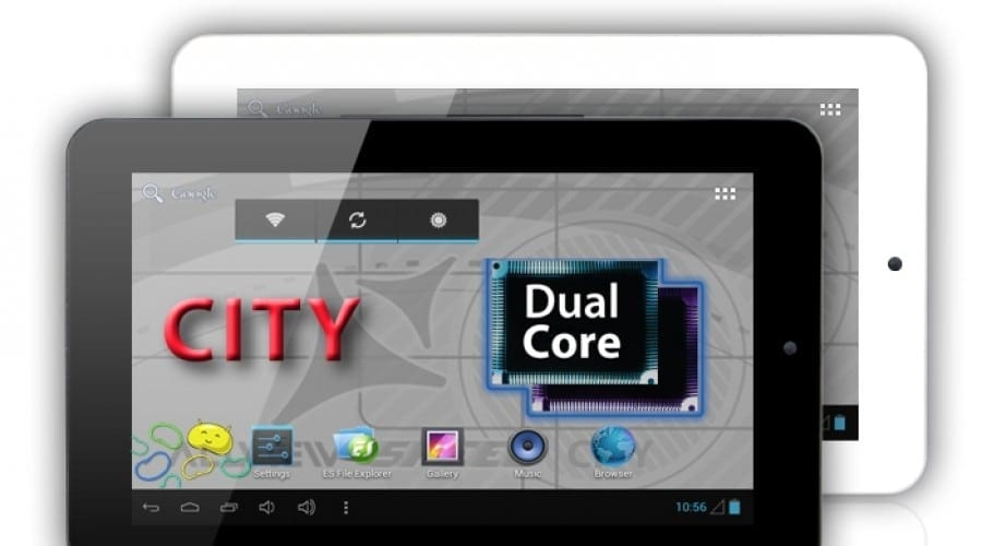 Allview Speed City: Tabletă cu ecran de 7 inchi, procesor de 1.5GHz şi Android 4.1 Jelly Bean