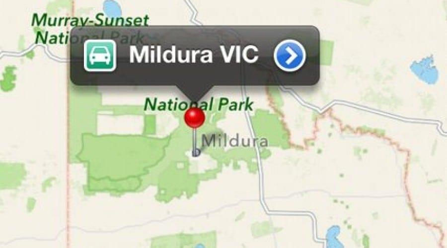 Apple Maps intră în vizorul poliţiei australiene