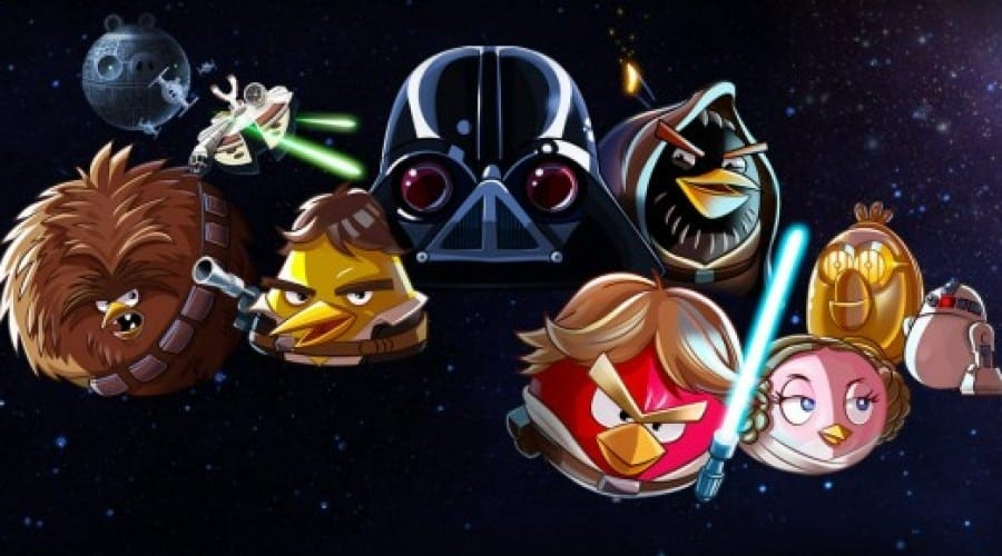 Angry Birds Star Wars se poate juca de acum si pe Facebook [VIDEO]