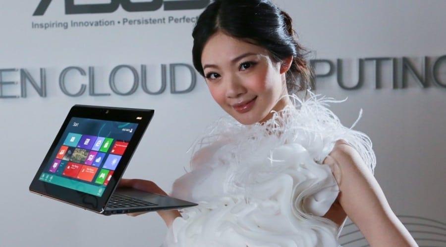 Asus Taichi, ultrabook-ul cu 2 ecrane Full HD, din ianuarie