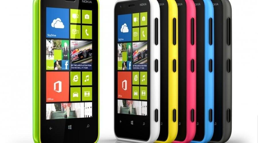 Nokia Lumia 620: Cel mai ieftin smartphone cu Windows Phone 8