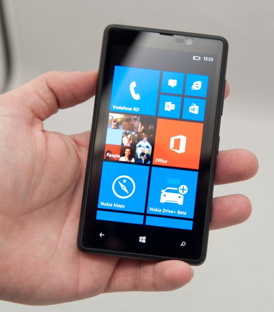 Nokia si-a depasit asteptarile si a vandut 4,4 milioane unitati Lumia in trimestrul 4 din 2012