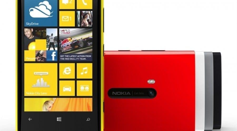 Nokia Lumia 920 este disponibil la eMAG