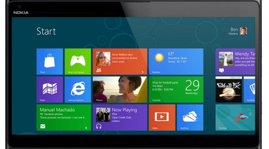Nokia: Tableta cu Windows 8 RT la Mobile Web Congress?