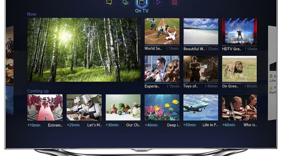 CES 2013: Samsung dezvaluie noua interfata Smart Hub pentru Smart TV-uri