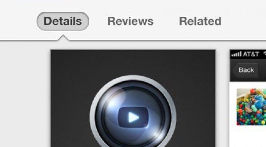 YouTube Capture, o altă aplicație excelentă pentru iPhone ar putea înlocui Camera Apple (video)