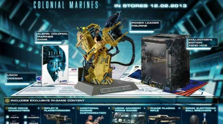 Aliens: Colonial Marines poate fi precomandat in Romania