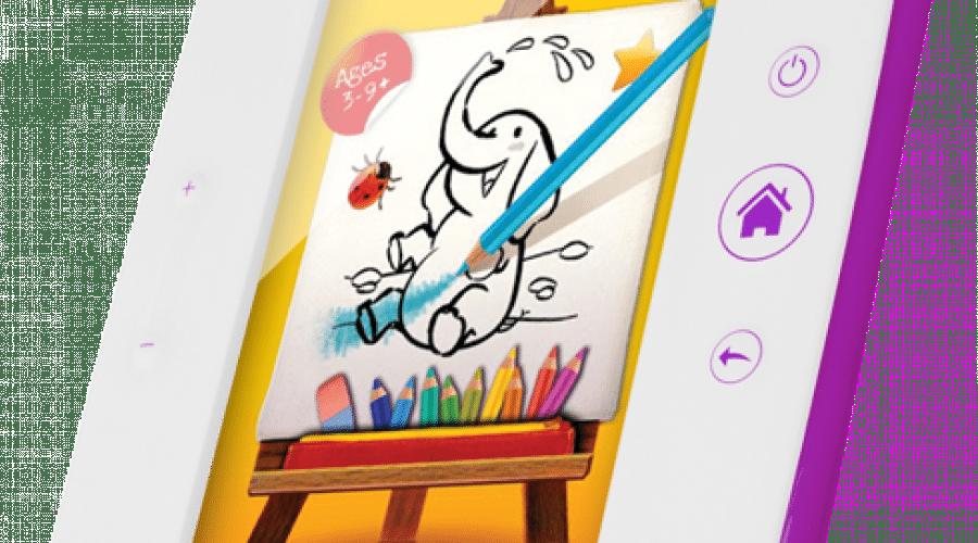 Evolio Tabby, tableta ce promite să dezvolte inteligenţa copiilor