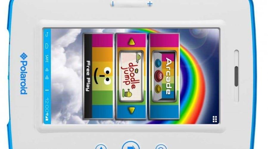 Polaroid A Fun, o tabletă de 7 inchi pentru copii