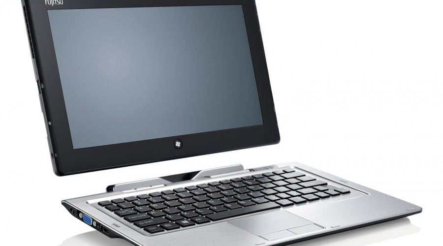 Fujitsu lanseaza in Romania Stylistic Q702, un hibrid de tableta-notebook cu Windows 8