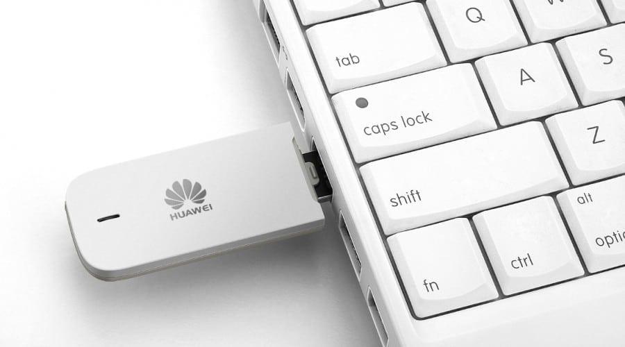 Huawei prezinta la CES cel mai mic modem din lume, UltraStick E3331