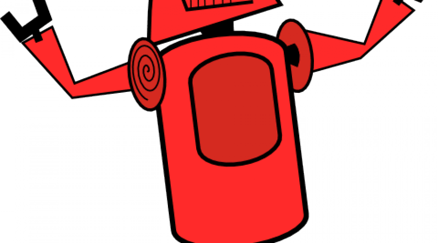 Primele mascote Android erau departe de a fi drăguțe