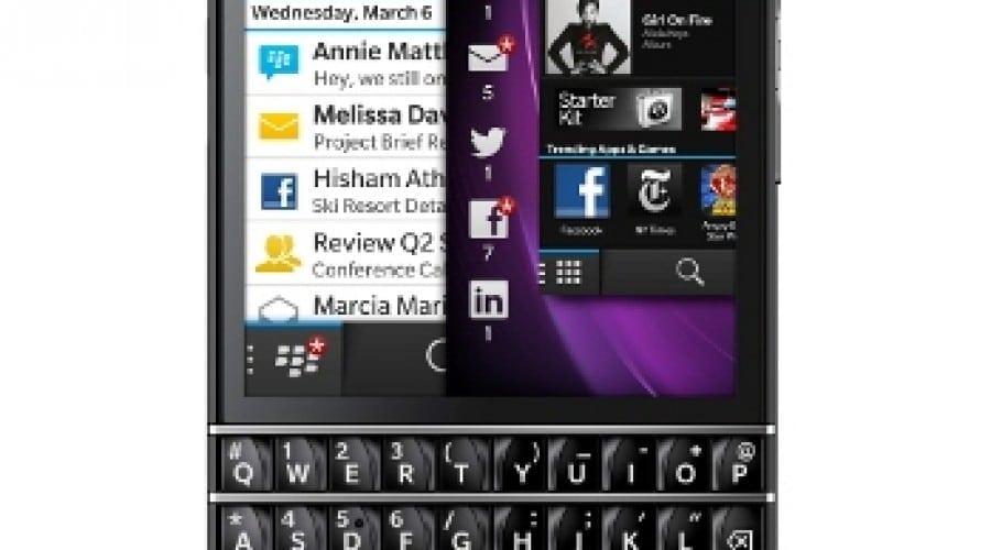BlackBerry se reinventează: Z10 și Q10, primele telefoane cu BB10