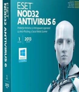 eset 260x300 ESET NOD32 Antivirus 6 şi ESET Smart Security 6 cu funcţie Anti Theft: Noi lansări pe piaţa antivirus
